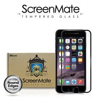 iLoome ScreenMate Premium Tempered Glass for iPhone 6/6s/6+/6s+