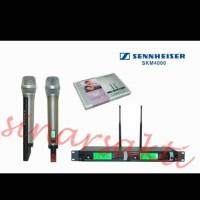 Mic wireless sennheiser SKM 4000