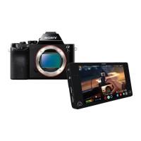 Sony Alpha A7S + ATOMOS Shogun 4K Recorder