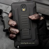 harga Samsung Galaxy Note 3 Iii N9000 - Future Armor Hardcase Belt Holster Tokopedia.com