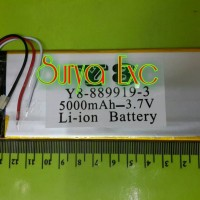 Baterai Battery Tab Tablet Venera Prime 902 / Mito T777 (3 Kabel)