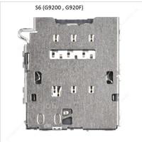 harga Oem Samsung Galaxy S6 (g920) Konektor Sim Card Reader Slot Tokopedia.com