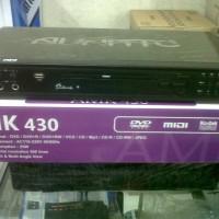 Dvd Karaoke / Dvd Karaoke Avante AMK430 / Player Karaoke Ribuan Lagu