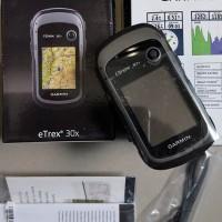 GPS Garmin ETrex 30x - Bonus Bluechart + Topo Indonesia