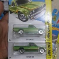 Datsun 620 Hijau Hotwheels / Hot wheels