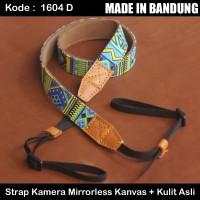 Strap Kamera Mirrorless / Tali Kamera Mirrorless 1604 D