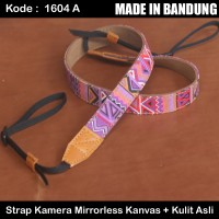 Strap Kamera Mirrorless / Tali Kamera Mirrorless 1604 A