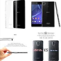 harga Jual Imak Crystal Clear Hard Cover Case Bening Sony Xperia Z5 Premium Tokopedia.com