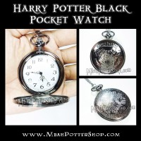 harga Harry Potter Black Pocket Watch Jam Saku Tokopedia.com