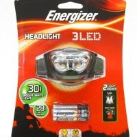 Lampu Kepala LED Energizer 3 LED