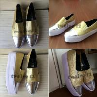 harga Sepatu Wanita / Sepatu PlatFoam / Sepatu Slip On Cantik 175 Tokopedia.com