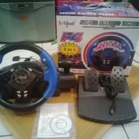 harga stir mobil bisa di ps2 dan ps3 dan bisa di lainnya Tokopedia.com