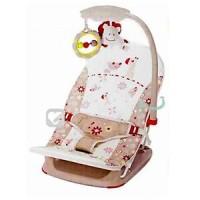 harga Bouncer Tempat Duduk Bayi Swing MASTELA FOLD UP INFANT SET COKLAT Tokopedia.com