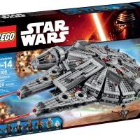 LEGO 75105 Millenium Falcon