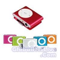 MP3 Music Player Shuffle Jepit