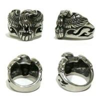 harga Cincin Burung Garuda Ring Titanium Cincin Binatang Tokopedia.com