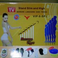 Jual MASSAGE SLIPPER SUNMAS STAND HIGH / SANDAL PENINGGI BADAN Murah