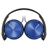 Sony Headphone MDR-ZX310AP - Blue