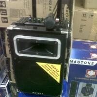 harga Portable Amplifier Meeting/speaker Mayaka 002ab/speaker Lapangan Tokopedia.com