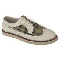 harga Sepatu Flat Shoes Wanita   Cream - Catenzo Tokopedia.com