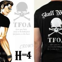 Jual Crows Zero T Shirt Gakuran Genji H 4 Murah