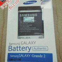 Baterai Batre Hp Samsung Galaxy Grand 2 G7106 Original 100% SEIN Resmi