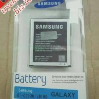 Baterai batre Hp Samsung Galaxy S3 Mini i8190 Original sein 100% Resmi
