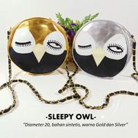 harga -sleepy Owl- Tas Wanita Karakter Lucu Dan Cantik Danisha Tas Tokopedia.com