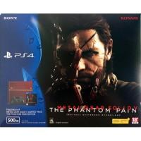 PROMO!!PS4 500GB Bundle MGS V Phantom Pain(No Game)