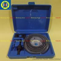Hole Saw / Holesaw Set Kit 8 Pcs C-MART