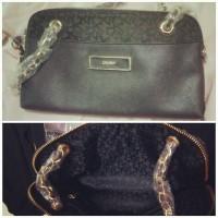 #DKNY #bag #original #brandedsale #branded #chain bag #tas rantai