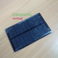 Jual DIY Mini Solar Panel Smartphone & Powerbank Murah