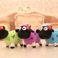 Boneka Rekam Suara Sound Recorded Dolls Toys Shawn The Sheep - A1
