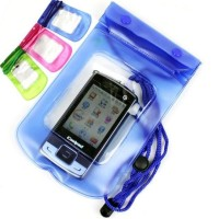 harga Waterproof Bag Hp Universal Cover Sarung Handphone Anti Air Murah Tokopedia.com