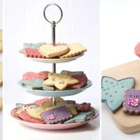 harga Cetakan Biscuit Mold Cetak Biskuit Kue Kering Cookies Love Star Bunga Tokopedia.com