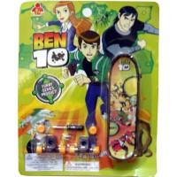 harga Fingerboard Skateboard Finger Fingerboards Board Papan Skate Ben 10 Tokopedia.com