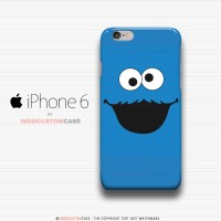 Cookie Monster iPhone 6 Cover Hard Case
