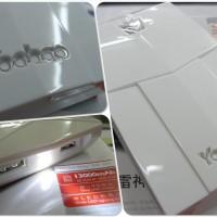 Jual YOOBAO Powerbank transformers 13000mah white Murah