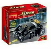 Jual Lego Super Heroes Batman Tumbler Decool Murah