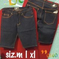 Harga Celana Jeans Pendek Pria DC Blue Black | WIKIPRICE INDONESIA