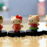 Hello Kitty PVC Action Figures Figure 6pcs/set Boneka