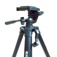 Tripod Kamera DSLR /Tripod Kamera Digital Excell Motto 2830 hitam +T