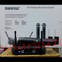 Mic wireless shure PGX 282 ( Handheld )