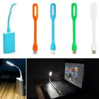Harga Lampu USB LED Light Warna Fleksibel Lentur for Laptop Komputer Power | WIKIPRICE INDONESIA
