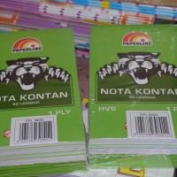 Buku Nota Kontan Paperline 1 Ply Kecil Isi 50