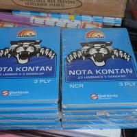 Buku Nota Kontan Paperline 3 PLy Isi 25 Lembar Kecil