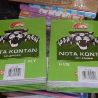 Buku Nota Kontan Paperline Besar 1 Ply Isi 50 Lembar