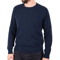 Jual Sweater Brother Joey O Neck Polos Rajut Katun Murah
