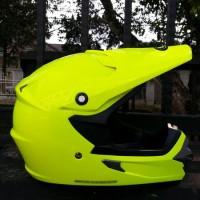 harga HELM MXC Cross Yellow-green Cargloss , Trail Tokopedia.com