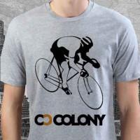 Kaos Colony Bike Graphic 1 - Anak, Pria & Wanita